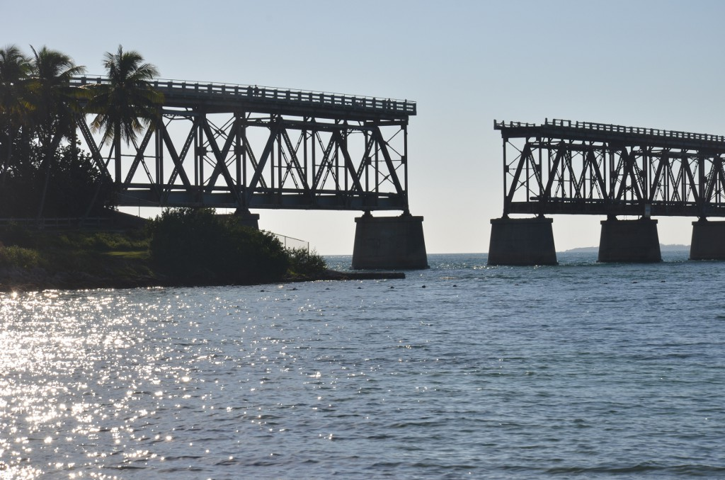 Bahia Honda SP  Old Railroad Bridge