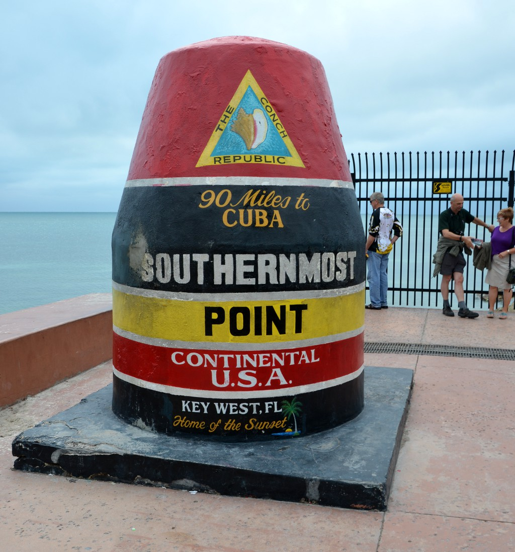 Southermost Point - Key West