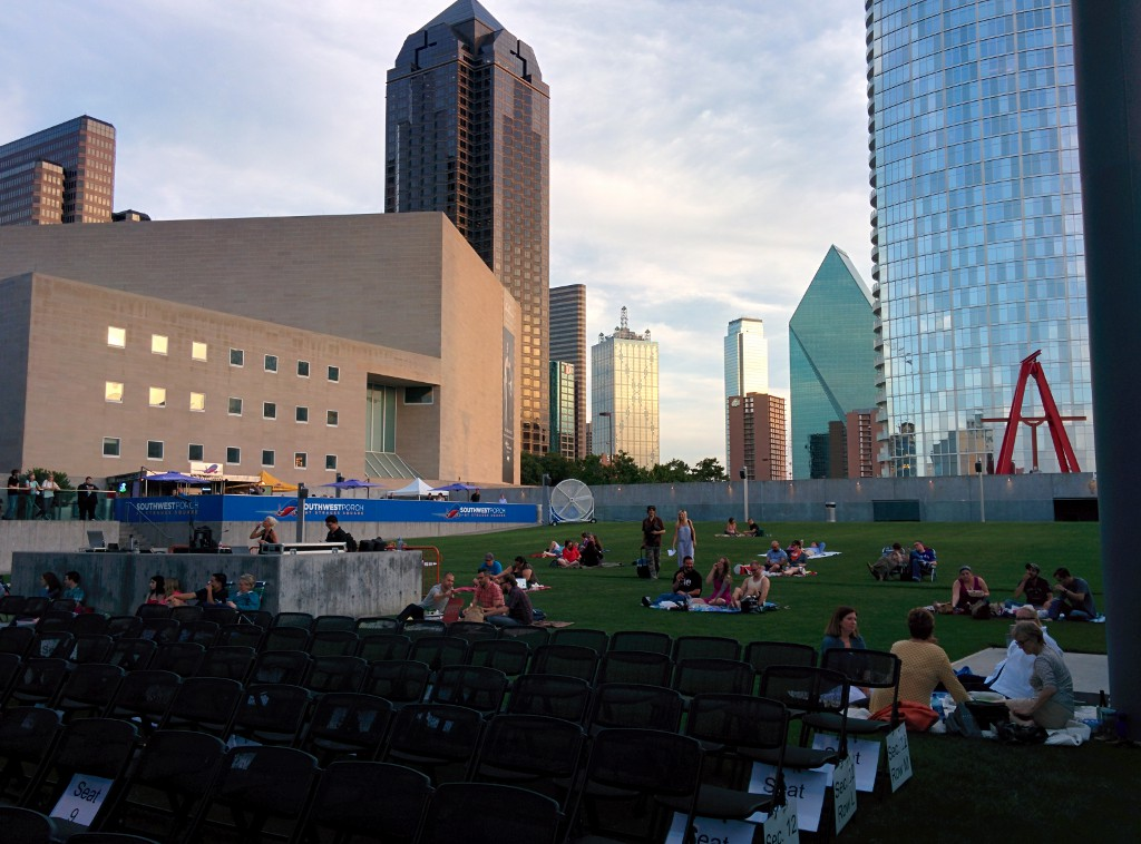Strauss Square Dallas
