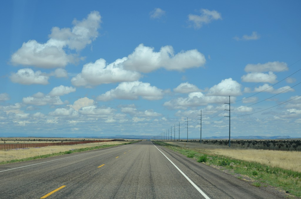Big Sky in New Mexico