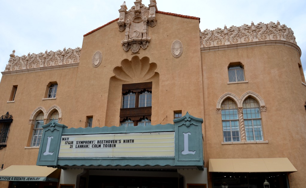 Santa Fe - Lensic Theater