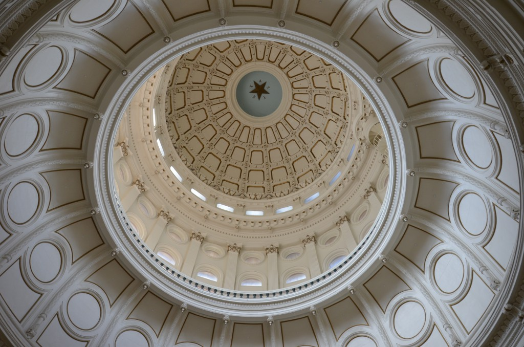 Texas State Capitol Kuppel