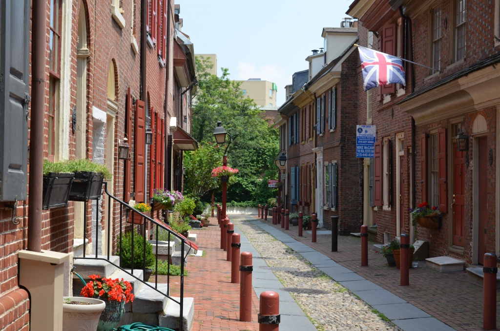 Elfreth's Alley - Philadelphia