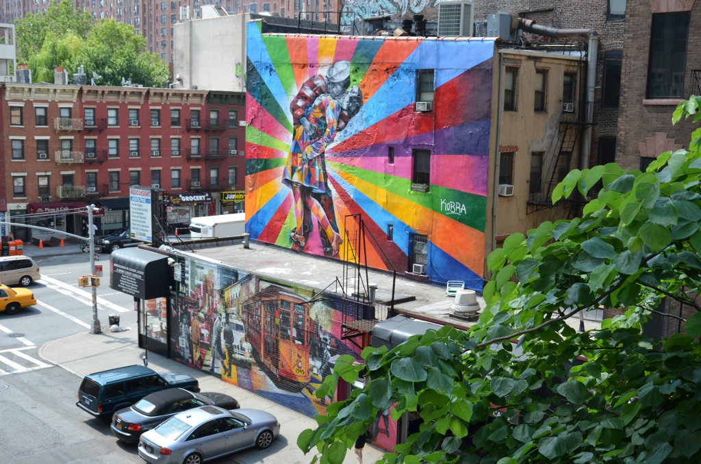 Highline Park - Art