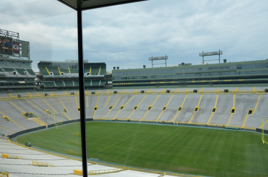 Lambeau Field Lounge