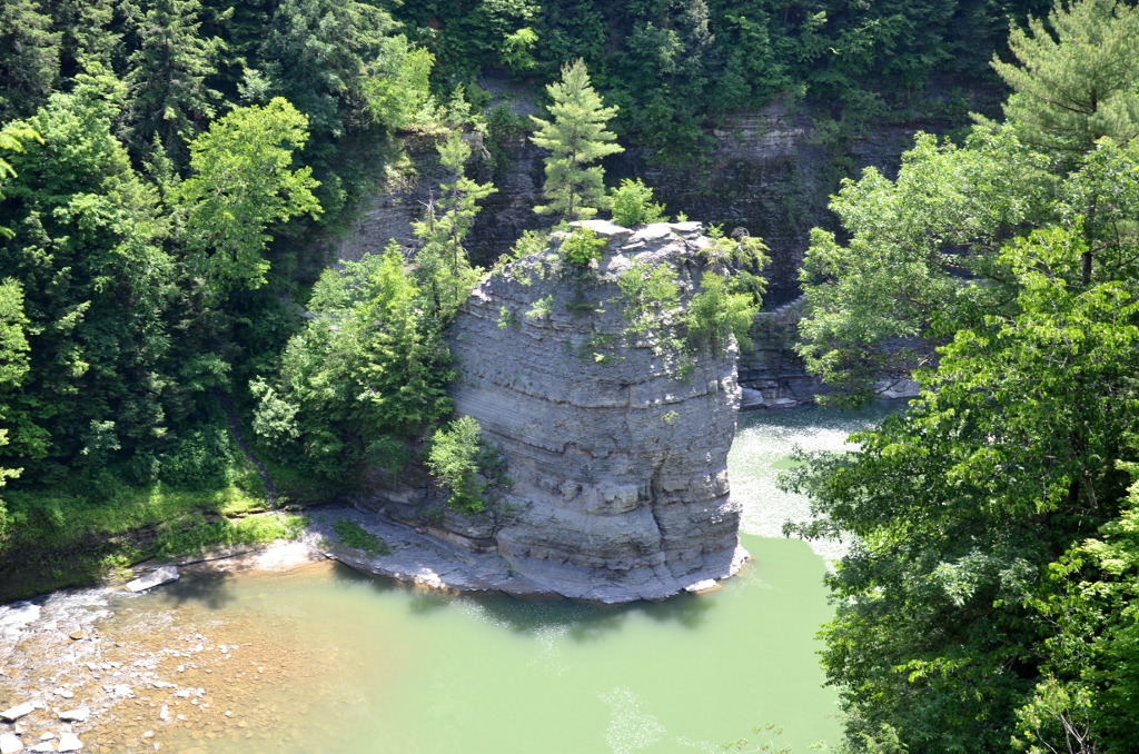 Letchworth State Park - Canyon