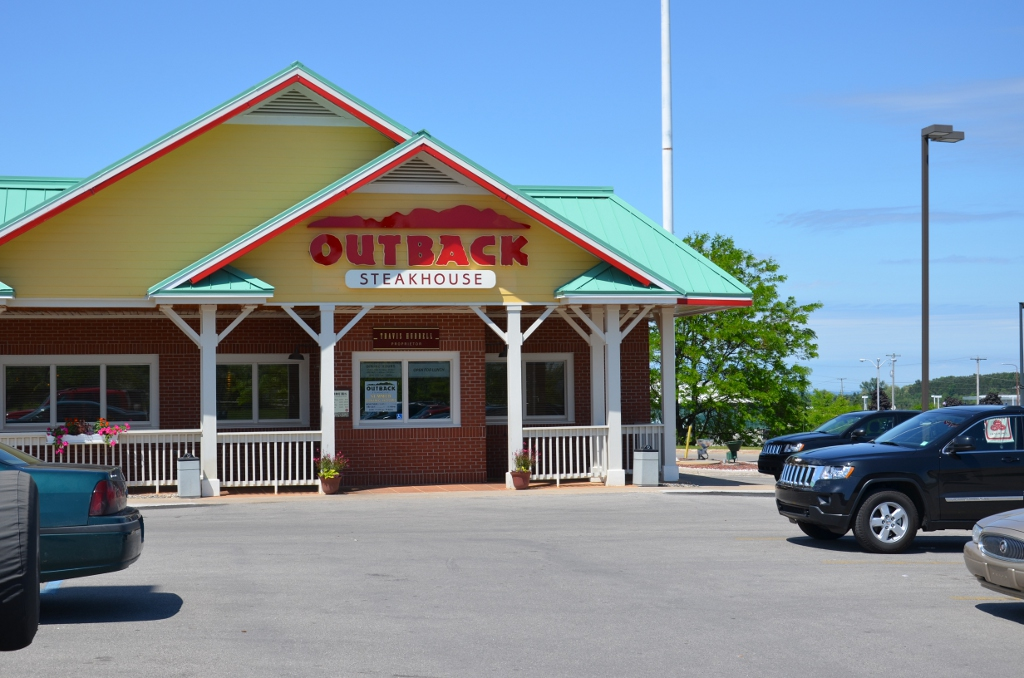 Outback Steak House Traverse City