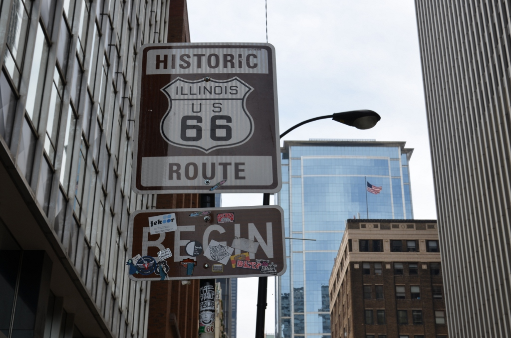 Route 66 Chicago