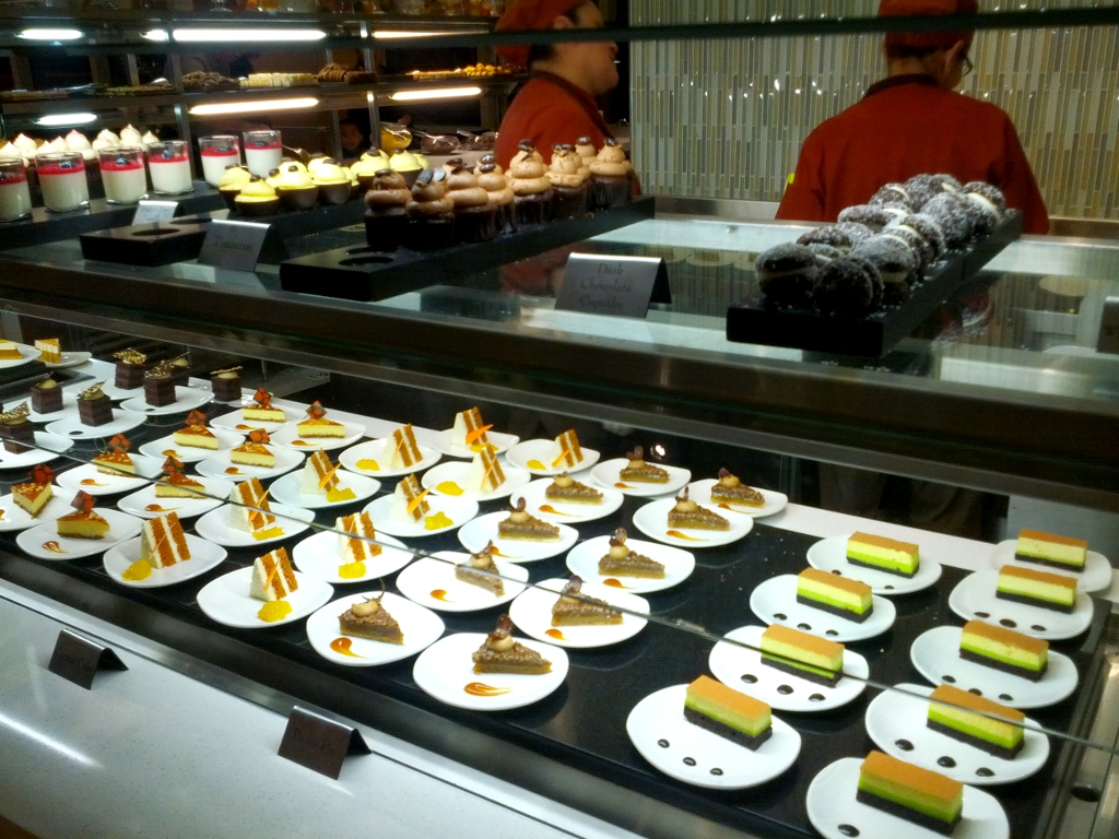 The Buffet @ Aria Sweets