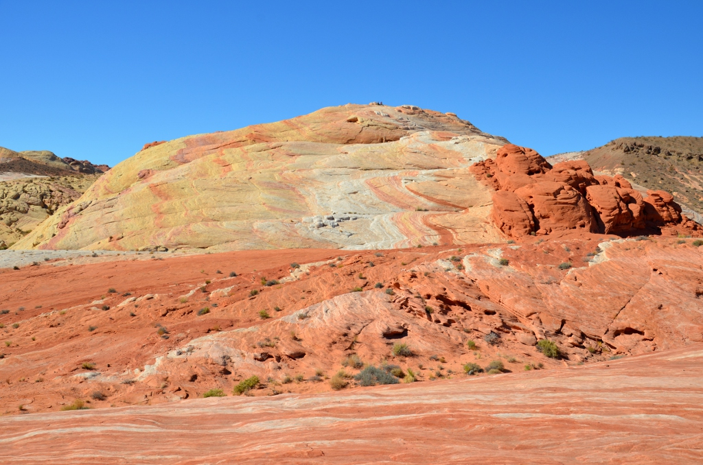 Valley of Fire - Big Hill