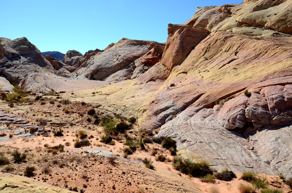 Valley of Fire - Colors