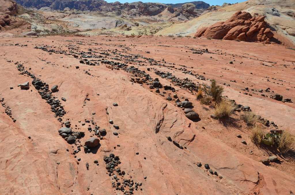 Valley of Fire - Moki Marbles