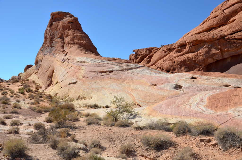 Valley of Fire - White Domes Trail