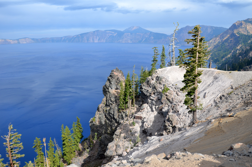Discovery Point - Crater Lake