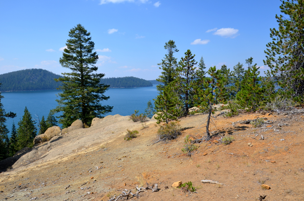 Little Crater - Newberry Volcanic Monument