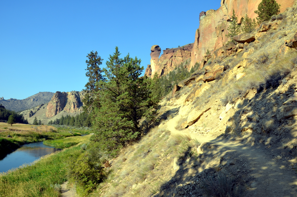 Monkey Face View - Smith Rock SP
