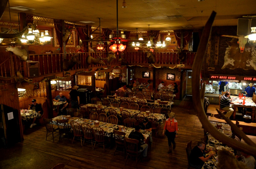Big Texan Steak Ranch Dining Room