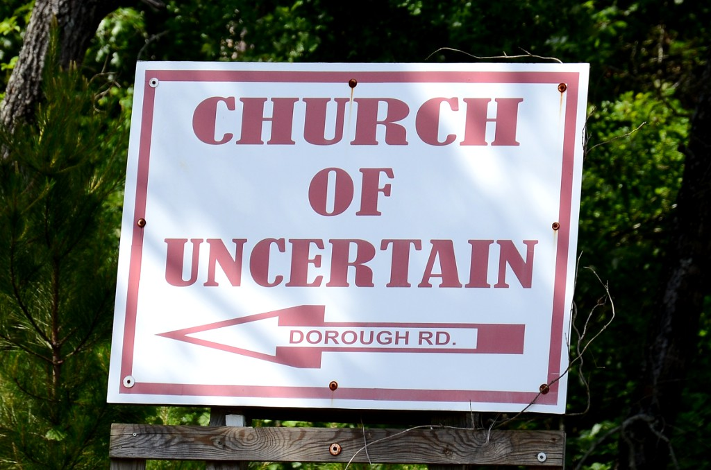 Church of Uncertain