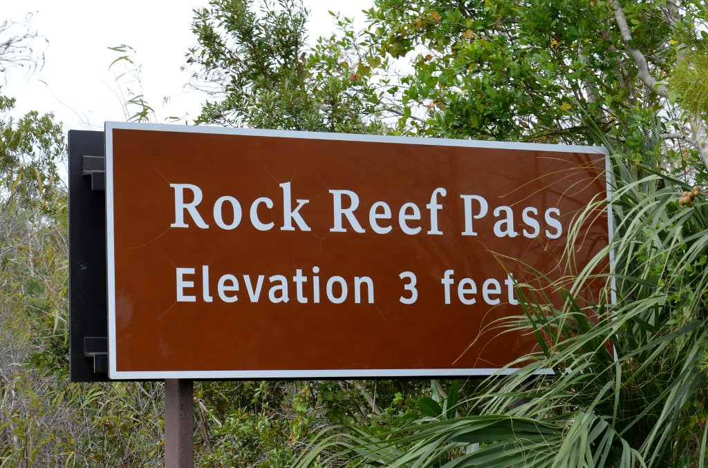 Everglades NP - Rock Reef Pass