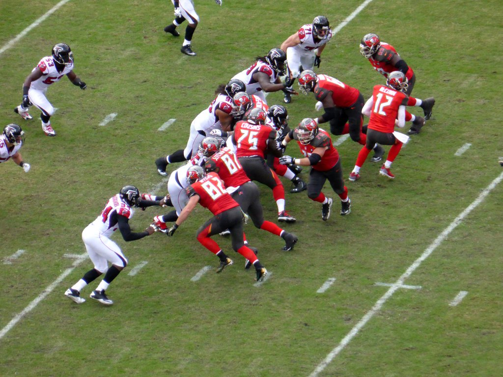 Falcons - Buccaneers Crush Time