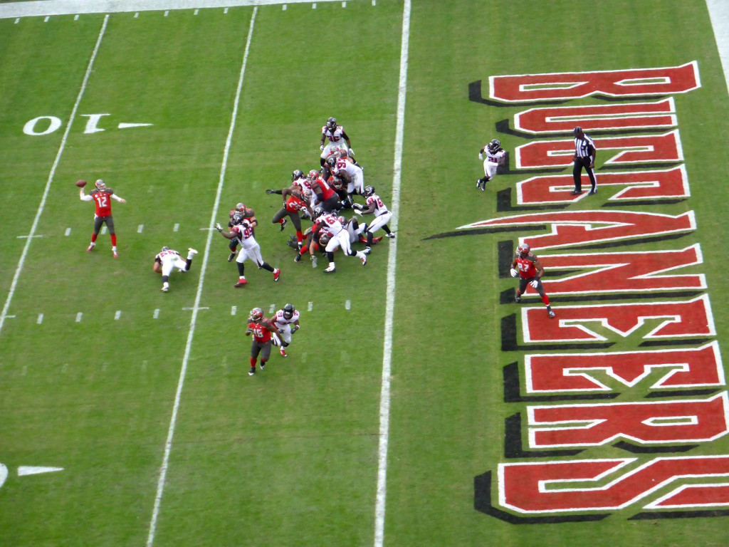 Falcons - Buccaneers McCowen Passing