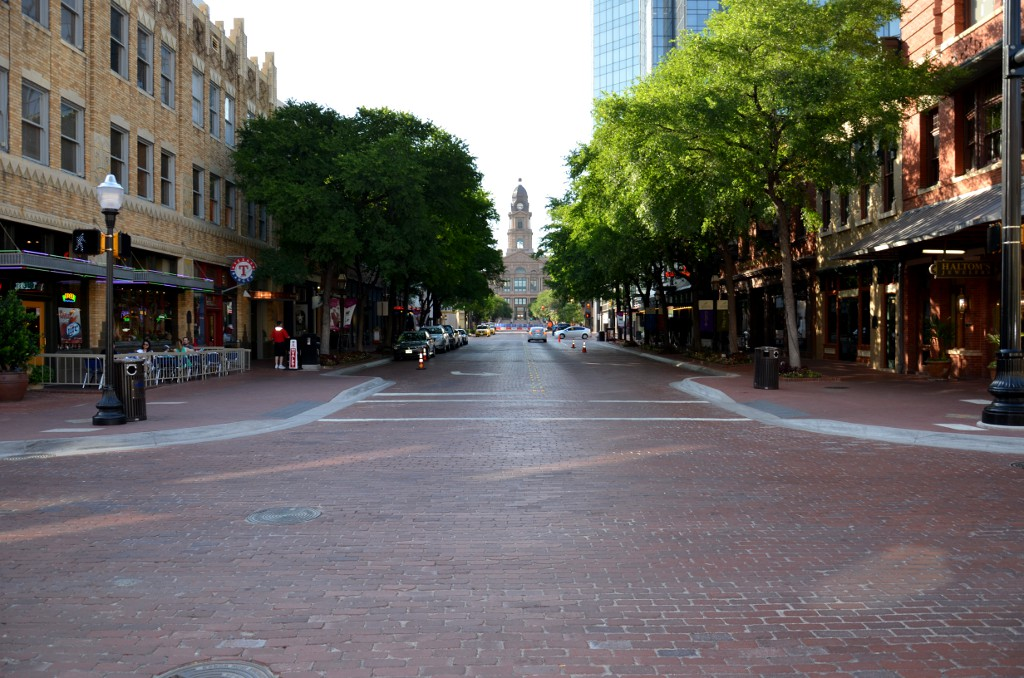 Fort Worth Downtown