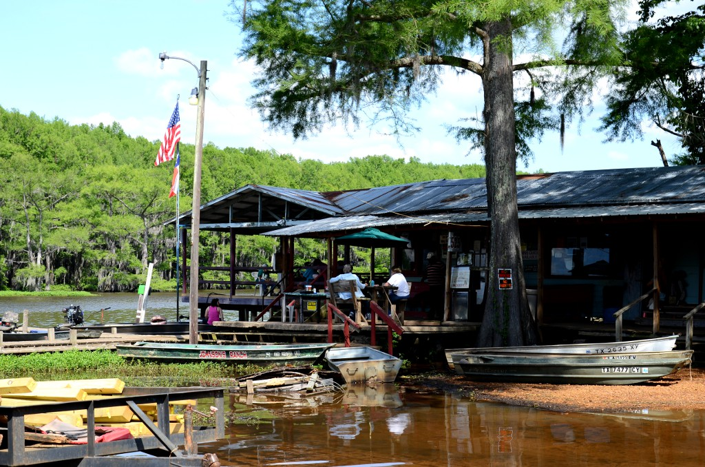 Johnson's Ranch Caddo Lake