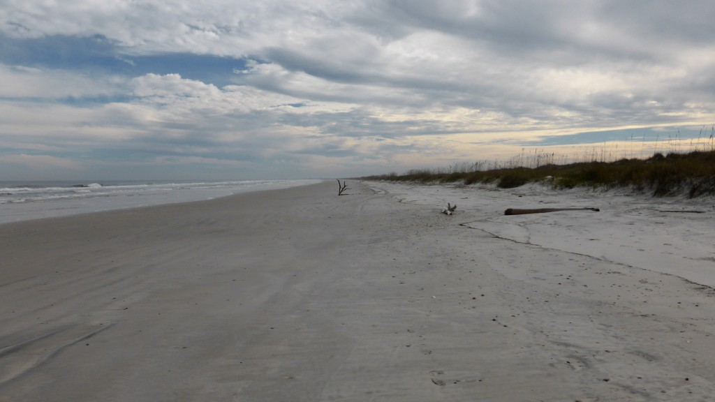 Little Talbot Island Beach