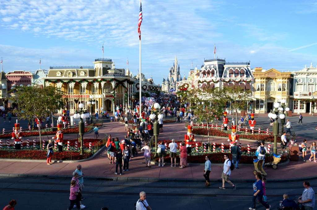 Magic Kingdom Town Square