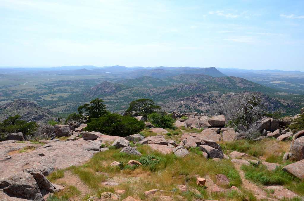 Mount Scott - Oklahoma