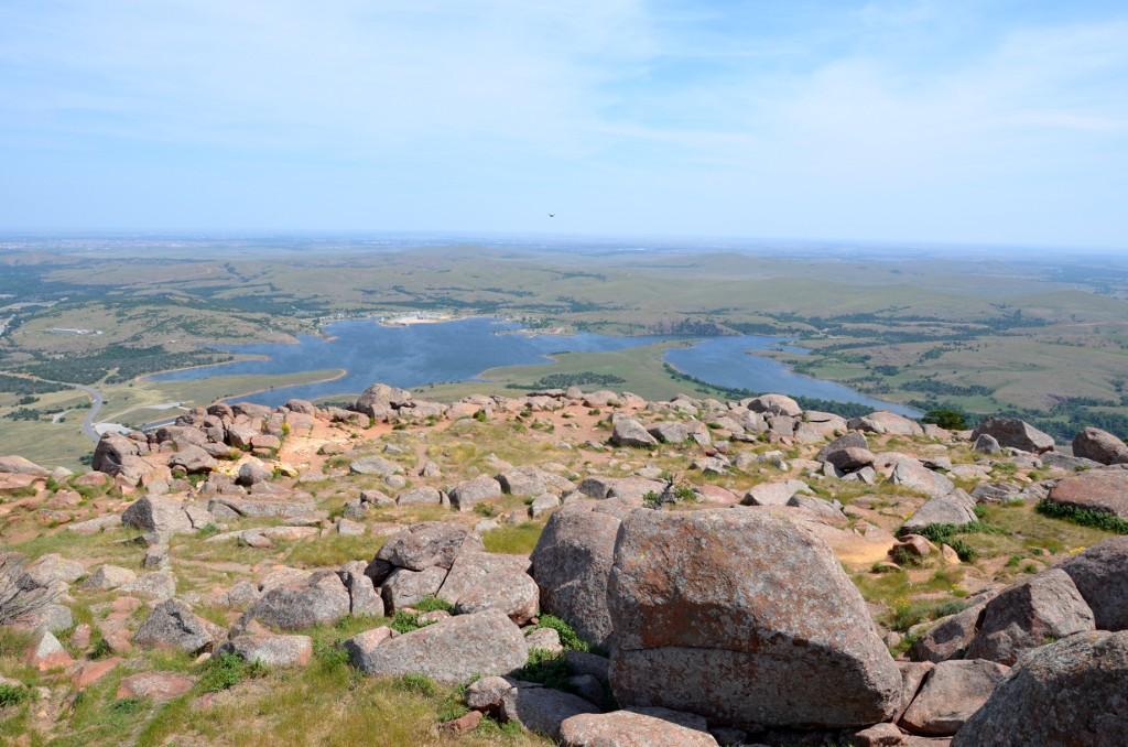 Mount Scott - Wichita Mountains