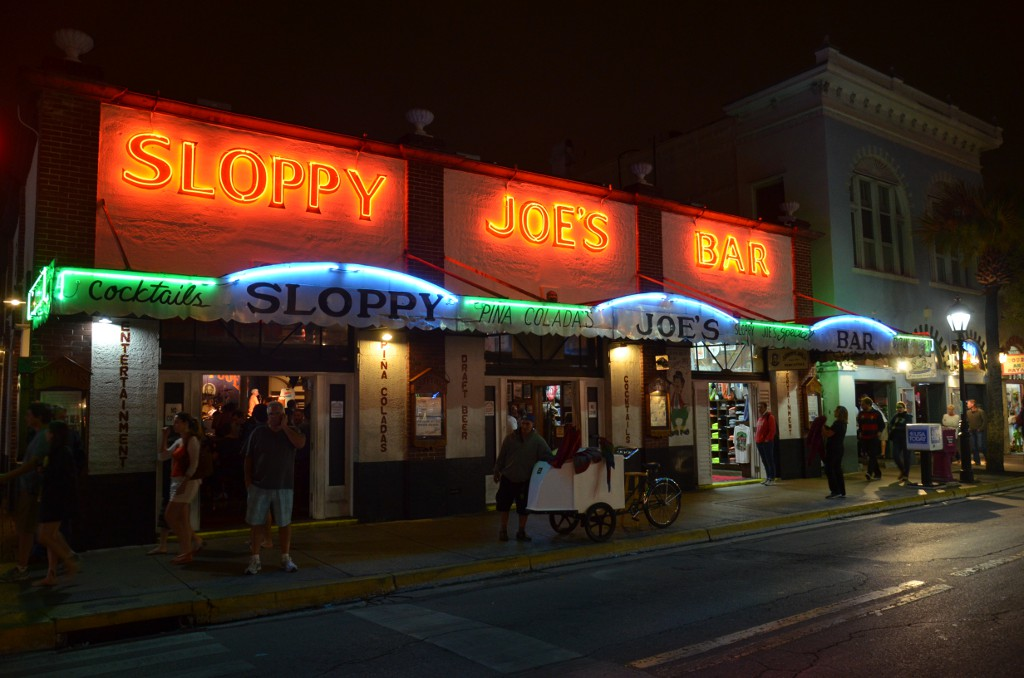 Sloppy Joes - Key West