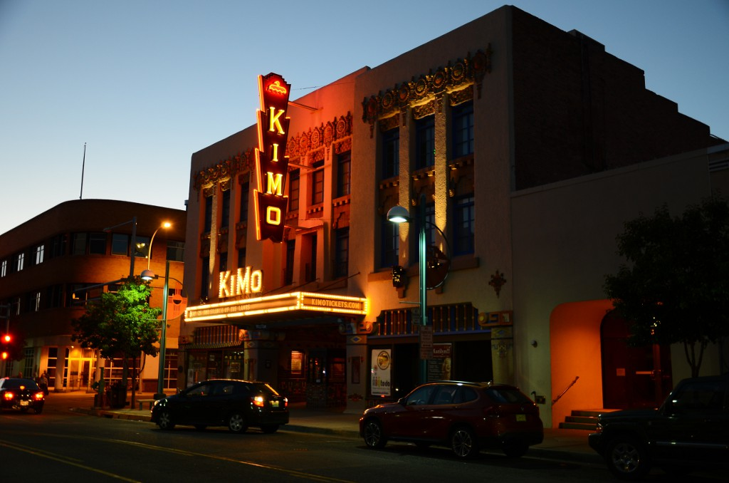 Albuquerque Kimo Theater