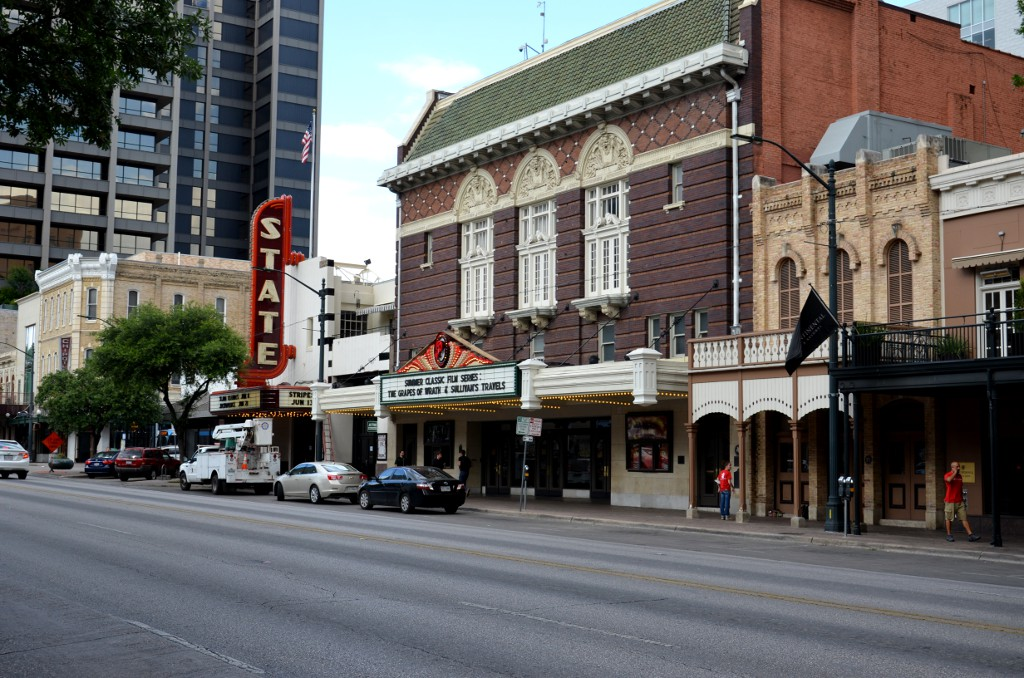 Austin State Theater