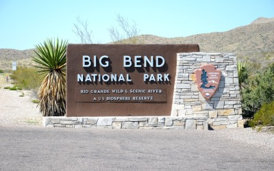 Big Bend Nationalpark – Lost Mine Trail