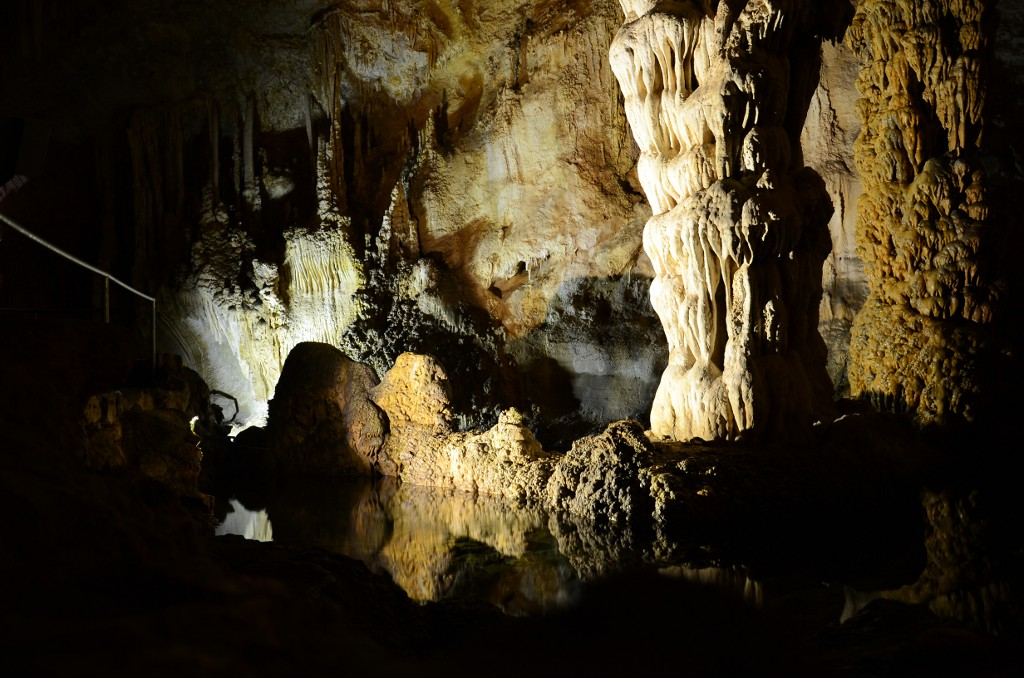 Carlsbad Caverns NP - Cave Exploration