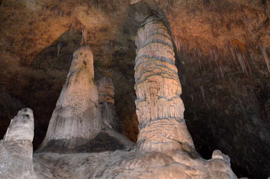 Carlsbad Caverns NP - Natural Wonders