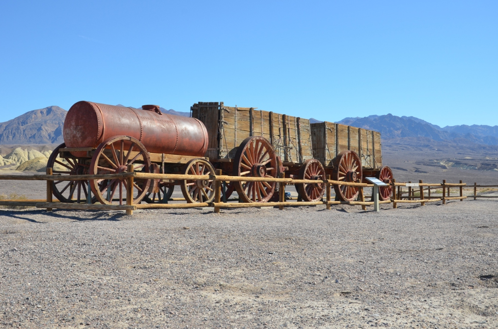 Death Valley Borax