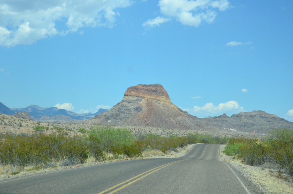 Driving Big Bend