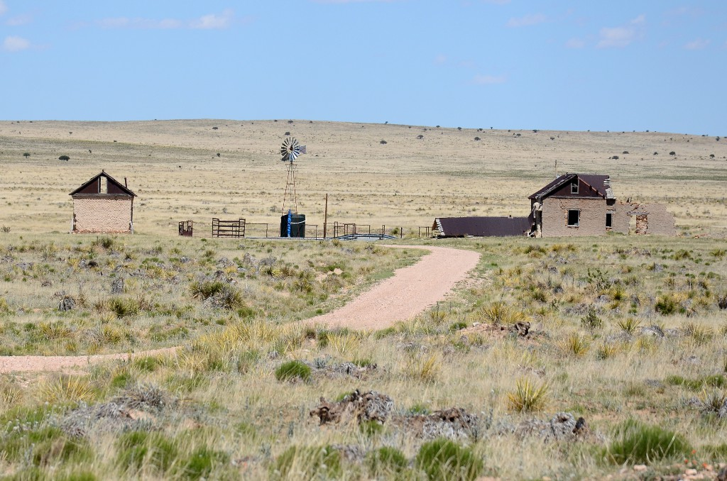 Farm in New Mexico