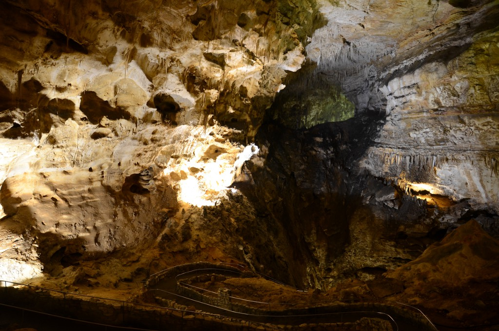 Hiking Carlsbad Caverns NP