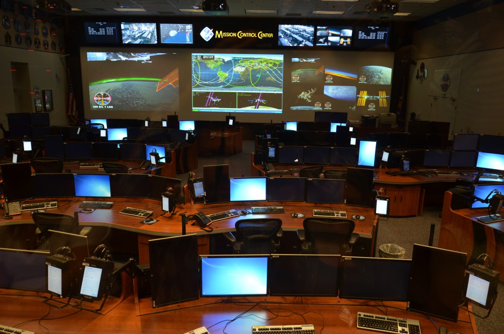 Mission Control Houston