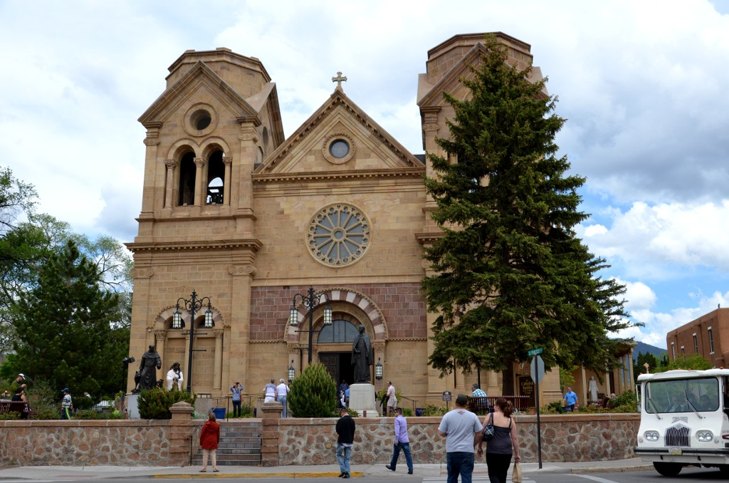 Santa Fe - Cathedral Basilica of St. Francis of Assisi