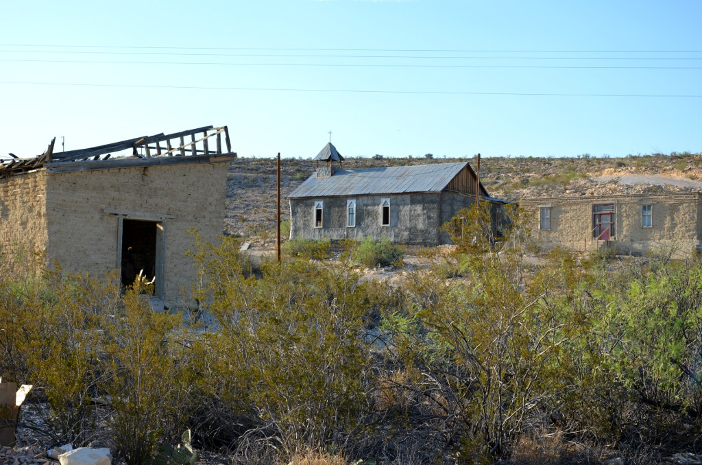Terlingua Old School House