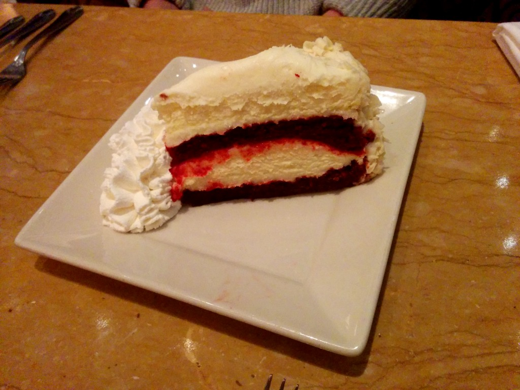 Ultimate Red Velvet Cheesecake