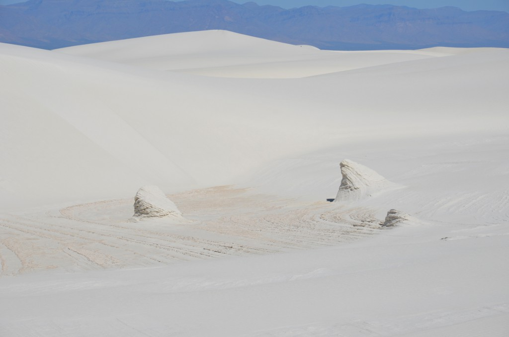 White Sands NM - Dunes