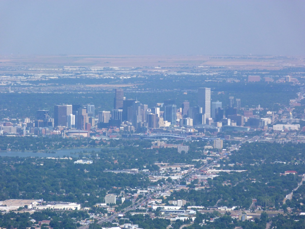 Denver Lookout Mountain