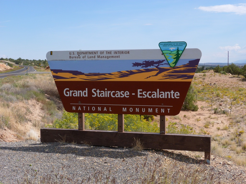 Grand Staircase Escalante NM