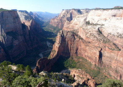 Observation Point Zion NP