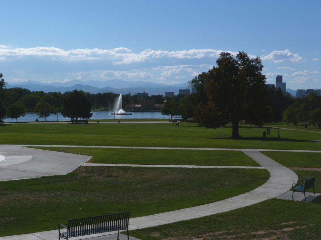Civic Park Denver